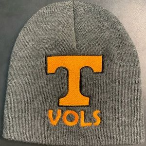 New Tennessee Vols Gray beanie.